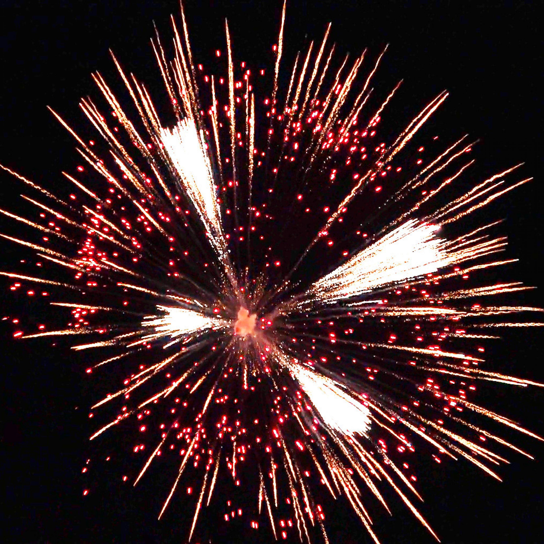 Italienisches Feuerwerk